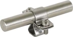 DEHN Stangenhalter NIRO f. Rd 16mm m.M8 274 116