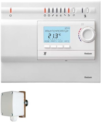 Uhrenthermostat
