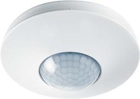 ESYLUX Decken-Präsenzmelder weiß UP,360Grad,DALI/DSI PD-C360i/8 DUO DALI