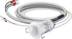 ESYLUX Deckeneinbau-Präsenzmelder 360Grad,RW ca.8m FB PD-C360i/8 mini UC
