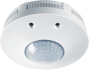 ESYLUX Decken-Präsenzmelder weiß 360Grad,UP,KNX,FB PD-ATMO 360i/8 O KNX