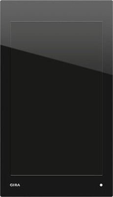 Gira Anschlussmodul UP 230V glas/schwarz 206705