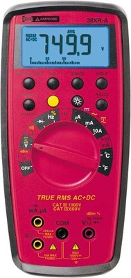 Beha-Amprobe Digitalmultimeter rt Amprobe 38XR-A-D