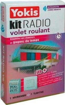 Grothe Funk-Rollladen Set m.Rolladenschaltung KITRADIOVR