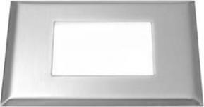 Brumberg Leuchten LED-Bodeneinbauleuchte 12V quadr. LF:ww 3901WW