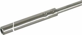 DEHN Rohr-Fangstange D16mm L1500mm 103 419