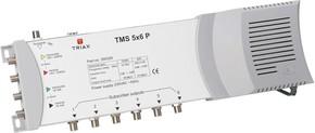 Triax Hirschmann Multischalter 4SAT+1terr.Eing.6f TMS 5x6 P