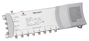 Triax Hirschmann Multischalter 4SAT+1terr.Eing.8f TMS 5x8 P