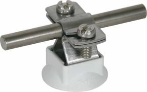 DEHN Leitungshalter NIRO f. Rd 8-10mm 274 150