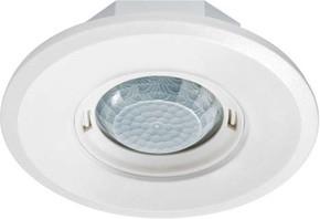 ESYLUX Bewegungsmelder rund weiß MD-FLAT 360i/8 RD WH