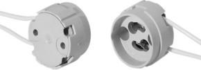 Houben Fass.GZ10,GU10,LCP,wei 150 mm PTFE Leitung 504305