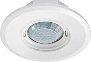 ESYLUX Decken-Präsenzmelder UP, 360 Grad PD-FLAT360i/8 RW KNX