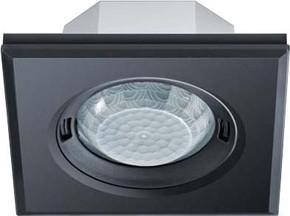 ESYLUX Decken-Präsenzmelder UP, 360 Grad PD-FLAT360i/8 SB KNX