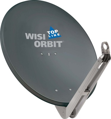 Wisi Offset-Antenne 85cm, anthrazit OA85H