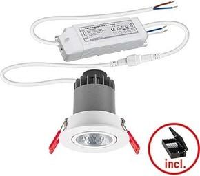 ESYLUX LED-Downlight 3000 K IDLALI29 #EO10302305