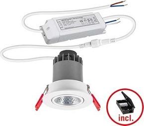 ESYLUX LED-Downlight 4000 K IDLALI31 #EO10302350