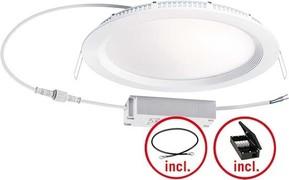 ESYLUX LED-Downlight 3000K inkl. Treiber an/aus IDLELS07 #EO10299742