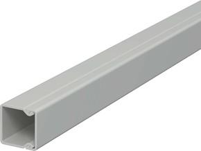 OBO Bettermann Vertr Wand- und Deckenkanal 20x20x2000 PVC sgr WDK20020GR