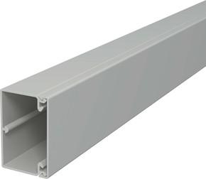 OBO Bettermann Vertr Wand+Deckenkanal m.Obert. 40x60mm,PVC WDK40060GR
