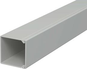 OBO Bettermann Vertr Wand+Deckenkanal m.Obert. 25x25mm,PVC WDK25025GR