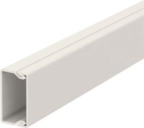 OBO Bettermann Vertr Wand+Deckenkanal m.Obert. 20x35mm,PVC WDK20035CW