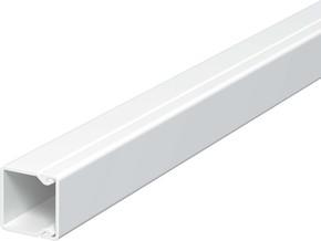 OBO Bettermann Vertr Wand- und Deckenkanal 20x20x2000 PVC lichtgrau WDK20020LGR