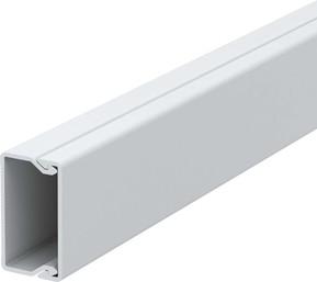 OBO Bettermann Vertr Wand+Deckenkanal m.Obert. 20x35mm,PVC WDK20035LGR