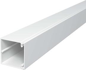 OBO Bettermann Vertr Wand+Deckenkanal m.Obert. 60x60mm,PVC WDK60060LGR