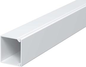 OBO Bettermann Vertr Wand+Deckenkanal 30x30mm,PVC WDK30030RW