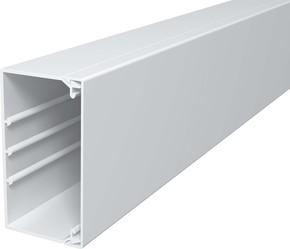 OBO Bettermann Vertr Wand+Deckenkanal m.Obert. 60x110mm,PVC WDK60110RW
