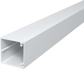 OBO Bettermann Vertr Wand+Deckenkanal m.Obert. 60x60mm,PVC WDK60060RW