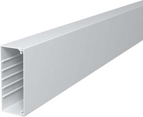OBO Bettermann Vertr Wand+Deckenkanal m.Obert. 60x150mm,PVC WDK60150RW