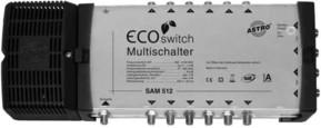 Astro Strobel Multischalter mit Netzteil SAM 512 Ecoswitch