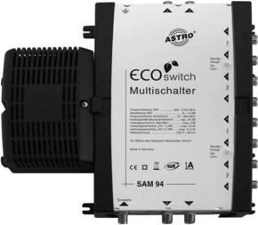 Astro Strobel Multischalter mit Netzteil SAM 94 Ecoswitch