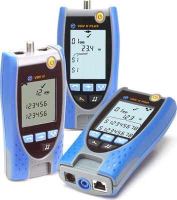 Messgeräte für Kommunikationstechnik