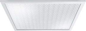 ESYLUX LED-Leuchte 3000K prism. PNLSTE10 #EQ10600203