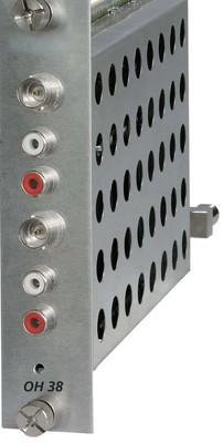 Wisi Dual AV-Modulator Twin OH38
