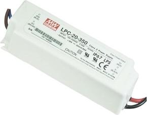 Scharnberger+Hasenbein LED-Trafo elektr. geregelt 118x35x26mm 54770