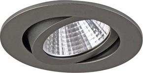 Brumberg Leuchten LED-Einbaustrahler 350mA 2700K, titan 12251643