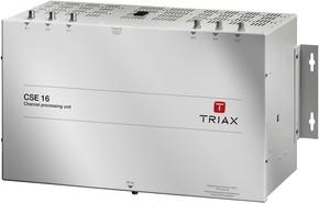 Triax Hirschmann Baugruppenträger für 8 Module CSE 16 Base Unit