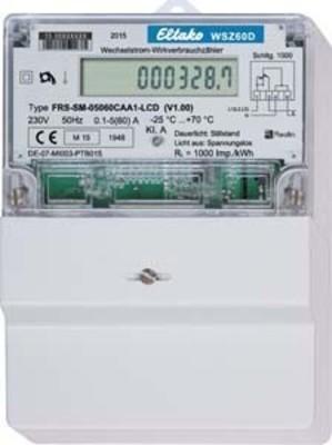 Eltako Wechselstromzähler mit Display WSZ60D-60A MID