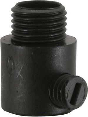 Scharnberger+Hasenbein Klemmnippel Nylon schwarz mit AG-M10 88026