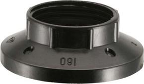 Scharnberger+Hasenbein Schirmträgerring f.Fassung E14 ISO schwarz 88332