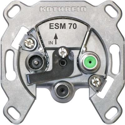 Kathrein BK-Modem-Steckdose Einzeldose, 3-fach ch ESM 70