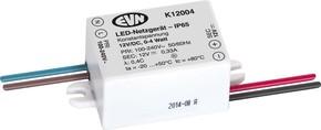 EVN Elektro LED-Netzgerät 12VDC 0,1-4W IP65 K 12004