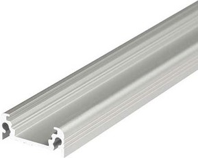 Brumberg Leuchten LED-Flachprofil 20x8mm 2000mm aluminium eloxiert 53600260