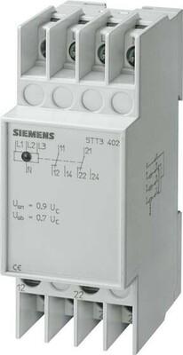 Siemens Indus.Sector Spannungsrelais 230/400VAC 2V 5TT3403