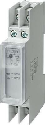 Siemens Indus.Sector Spannungsrelais 230/400VAC 1W 5TT3400