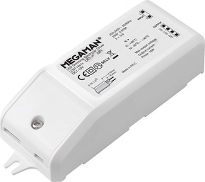 Megaman LED-Spannungsversorgung 13W-350mA MM56016