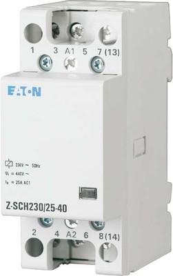 eaton Installationsschütz 230VAC/25A/4S Z-SCH230/25-40